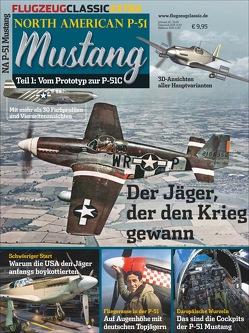 P-51 Mustang von Mühlbauer,  Wolfgang