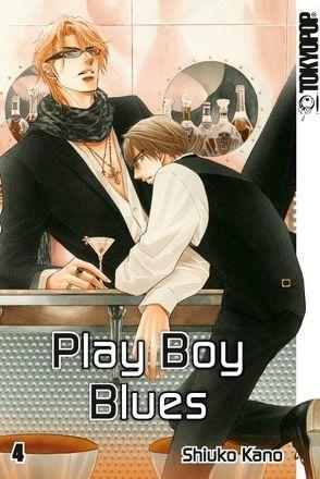 P.B.B. – Play Boy Blues 04 von Kano,  Shiuko