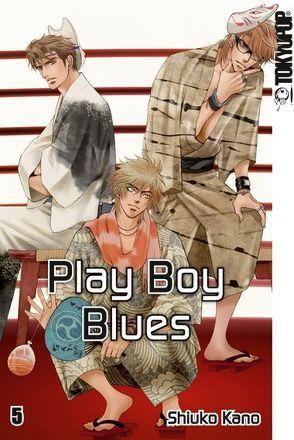 P.B.B. – Play Boy Blues 05 von Kano,  Shiuko