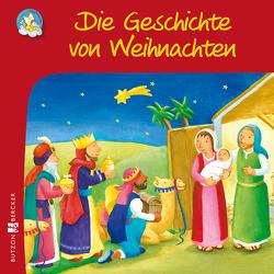 P75516 – Die Geschichte von Weihnachten von Lörks,  Vera, Schulte,  Susanne