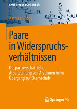 Paare in Widerspruchsverhältnissen von Pöge,  Kathleen