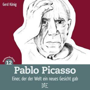 Pablo Picasso von König,  Gerd