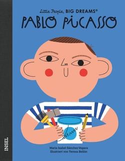 Pablo Picasso von Becker,  Svenja, Bellon,  Teresa, Sánchez Vegara,  María Isabel