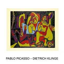 Pablo Picasso – Dietrich Klinge / Graphik – Skulpturen