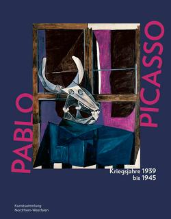 Pablo Picasso. Kriegsjahre 1939 bis 1945 von Bernard,  Sophie, Guégan,  Stéphane, Leal,  Brigitte, Madeline,  Laurence, Schieder,  Martin, Tosatto,  Guy