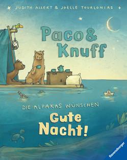 Paco & Knuff von Allert,  Judith, Tourlonias,  Joelle