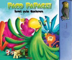 Paco Papagei lernt gute Manieren von Barbosa,  Giovanni