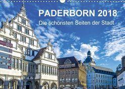 Paderborn – Die schönsten Seiten der Stadt (Wandkalender 2018 DIN A3 quer) von Loh,  Hans-Joachim