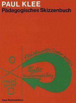 Pädagogisches Skizzenbuch von Jaeggi,  Annemarie, Klee,  Paul