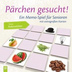 """Pärchen gesucht – Thema """"Teekesselchen"""""""