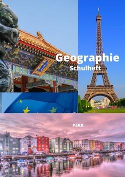 PäRK Schulheft Geographie von Kirjuri,  Pävio