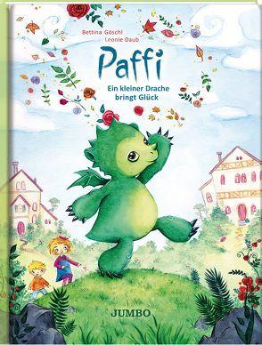 Paffi. Ein kleiner Drache bringt Glück von Daub,  Leonie, Goeschl,  Bettina