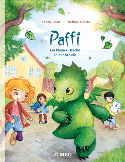 Paffi. Ein kleiner Drache in der Schule von Daub,  Leonie, Goeschl,  Bettina