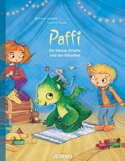 Paffi. Ein kleiner Drache und das Kätzchen von Daub,  Leonie, Goeschl,  Bettina