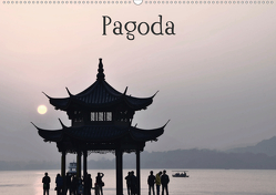 Pagoda (Wandkalender 2021 DIN A2 quer) von Brandl (www.PhotonMix.com),  Andreas