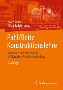 Pahl/Beitz Konstruktionslehre von Bender,  Beate, Gericke,  Kilian