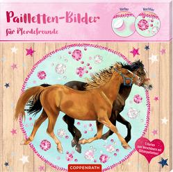 Pailletten-Bilder für Pferdefreunde von Roß,  Philipp, Roß,  Thea