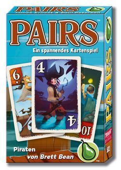 Pairs – Piraten von Ernest,  James