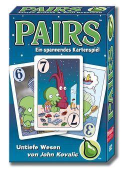 Pairs – Untiefe Wesen von Ernest,  James, Kovalic,  John