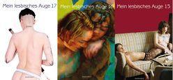 Paket 3 Nummern Mein Lesbisches Auge von Méritt,  Laura, Nössler,  Regina