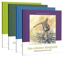 Paket: Biblische Geschichten von Meeuse,  Cornelis J., van der Spek,  Arie