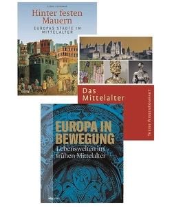 Paket Das Mittelalter von Buttinger,  Sabine, Fuhrmann,  Bernd