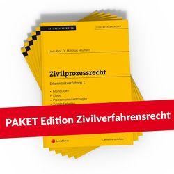 PAKET Edition Zivilverfahrensrecht (Skripten) von Fink,  Herbert, Neumayr,  Matthias, Seiser,  Hannes