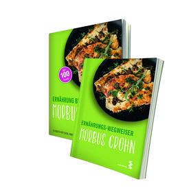 Paket Ernährung bei Morbus Crohn + Ernährungs-Wegweiser Morbus Crohn von Gasche,  Christoph, Hütterer,  Elisabeth
