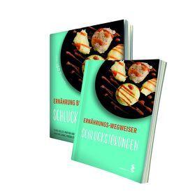 Paket Ernährung bei Schluckstörungen + Ernährungs-Wegweiser Schluckstörungen von Janac,  Caroline, Koller,  Flora, Kreuter-Müller,  Martina, Tomic,  Magdalena