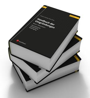 PAKET Handbuch der Umgründungen, Bände 1 bis 3 von Hirschler,  Klaus, Mayr,  Gunter, Wiesner,  Werner
