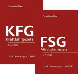 Paket KFG 10. Aufl + FSG 6. Aufl von Grundtner,  Herbert, Pürstl,  Gerhard