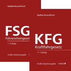 Paket KFG 11. Aufl + FSG 7. Aufl von Nedbal-Bures,  Brigitte, Pürstl,  Gerhard