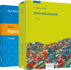 Paket Makroökonomik von John,  Klaus-Dieter, Mankiw,  N. Gregory, Sauer,  Thomas