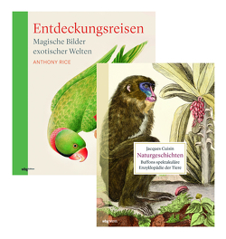 Paket Naturwelten 2 Bände von Cuisin,  Jacques, Rice,  Anthony