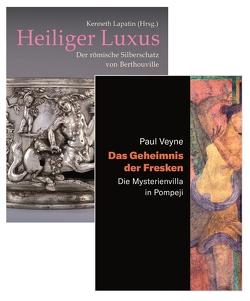 Paket Römische Kunst 2 Bände von Lapatin,  Kenneth, Veyne,  Paul