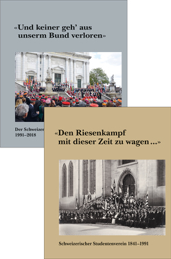 Paket: Schweizerischer Studentenverein von Schweizerischer Studentenverein