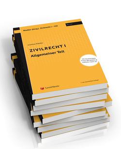 PAKET Studienkonzept Zivilrecht I – VIII von Apathy,  Peter, Kerschner,  Ferdinand, Riedler,  Andreas, Riss,  Olaf, Wagner,  Erika M