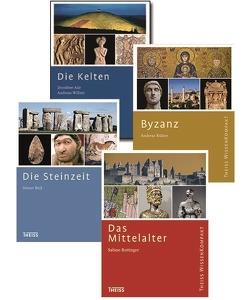 Paket Theiss Wissen kompakt von Ade,  Dorothee, Bick,  Almut, Buttinger,  Sabine, Külzer,  Andreas, Willmy,  Andreas