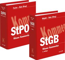 PAKET: Wr Komm StPO Kpl.-331.Lfg + 6 M Wr Komm StGB Kpl.-257.Lfg + 9 M von Fuchs,  Helmut, Höpfel,  Frank, Ratz,  Eckart