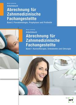 Paketangebot Abrechnung für Zahnmedizinische Fachangestellte Band 1 und 2 von Monka-Lammering,  Sabine