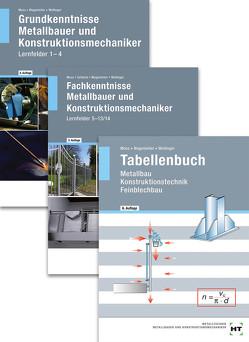 Paketangebot Heavy Metal(l) 1 von Moos,  Josef, Schieck,  Jörg, Wagenleiter,  Hans Werner, Wollinger,  Peter