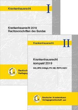 Paketangebot Krankenhausrecht 2019 von Hauser,  Andrea