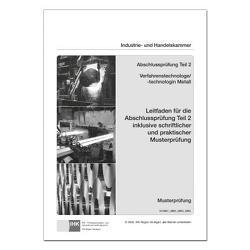 PAL-Leitfaden für die Abschlussprüfung Teil 2 inkl. schriftlichen und praktischen Musterprüfungen