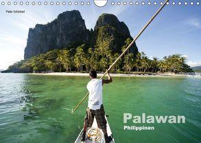 Palawan (Wandkalender 2018 DIN A4 quer) von Schickert,  Peter