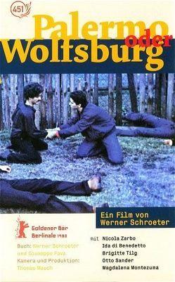 Palermo oder Wolfsburg von Schroeter,  Werner
