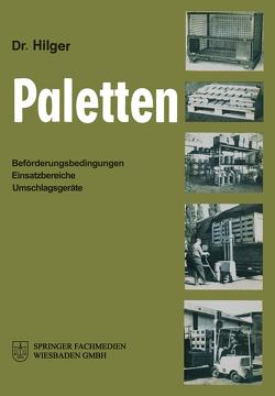 Paletten von Hilger,  Peter