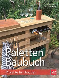Paletten-Baubuch von Kullmann,  Folko
