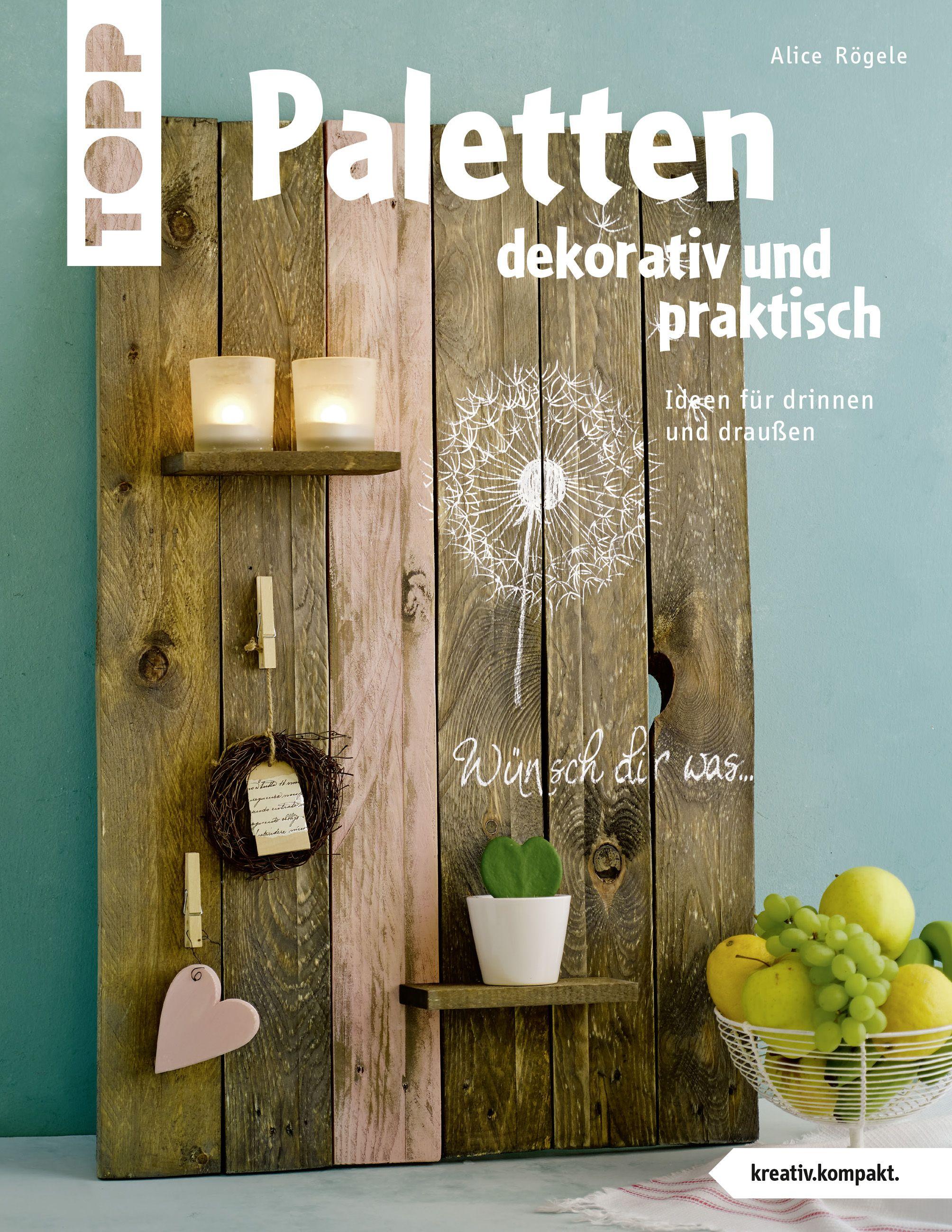paletten dekorativ und praktisch von r gele alice. Black Bedroom Furniture Sets. Home Design Ideas