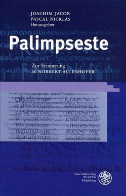 Palimpseste von Jacob,  Joachim, Nicklas,  Pascal