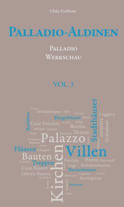 Palladio-Aldinen VOL. 3 von Eichhorn,  Ulrike